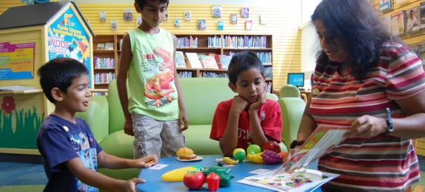 Family Reading Program | FLIP Kits